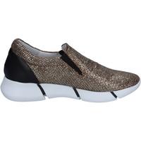 Παπούτσια Γυναίκα Slip on Elena Iachi BT588 Χρυσός