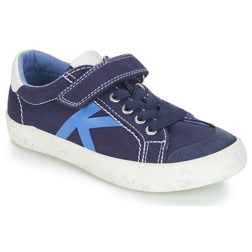 Παπούτσια Αγόρι Χαμηλά Sneakers Kickers GODY Marine