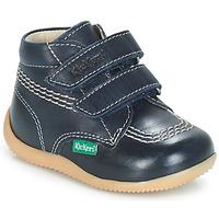 Παπούτσια Αγόρι Μπότες Kickers BILLY VELK Marine