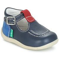 Παπούτσια Παιδί Μπαλαρίνες Kickers BONBEK Marine