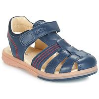 Παπούτσια Αγόρι Σανδάλια / Πέδιλα Kickers PLATINIUM Marine