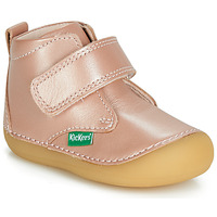Παπούτσια Αγόρι Μπότες Kickers SABIO Ροζ