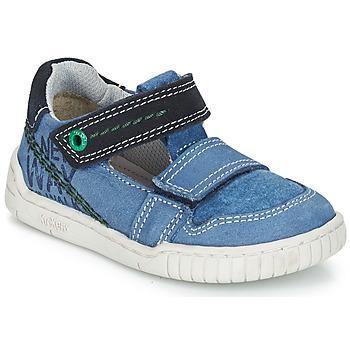 Παπούτσια Αγόρι Σανδάλια / Πέδιλα Kickers WHATSUP Μπλέ