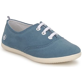 Παπούτσια Παιδί Χαμηλά Sneakers Petit Bateau KENJI GIRL μπλέ