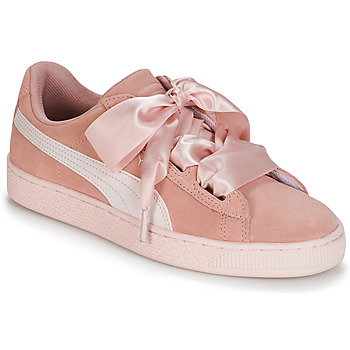 Xαμηλά Sneakers Puma JR SUEDE HEART JEWEL.PEACH