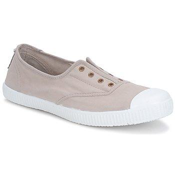 Παπούτσια Γυναίκα Χαμηλά Sneakers Victoria 6623 Beige