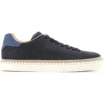 Παπούτσια Άνδρας Χαμηλά Sneakers Hogan HXM2600AD506RN669E blu