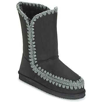 Παπούτσια Γυναίκα Μπότες για την πόλη Les Petites Bombes NATHALIE Black