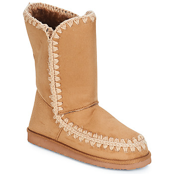 Παπούτσια Γυναίκα Μπότες για την πόλη LPB Shoes NATHALIE Camel