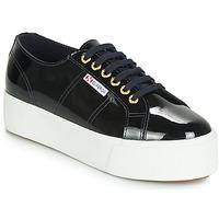 Παπούτσια Γυναίκα Χαμηλά Sneakers Superga 2790 LEAPATENT Marine