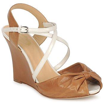 Παπούτσια Γυναίκα Σανδάλια / Πέδιλα Paul & Joe MYRTI Camel / Ecru