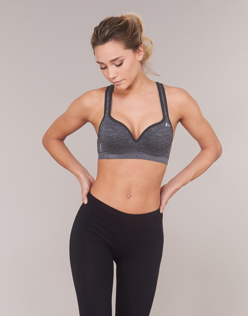Υφασμάτινα Γυναίκα Αθλητικά μπουστάκια  Only Play ONPMARTINE Grey