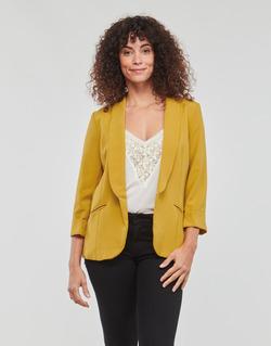 Υφασμάτινα Γυναίκα Σακάκι / Blazers Betty London IOUPA Yellow