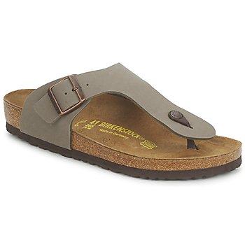 Παπούτσια Άνδρας Σαγιονάρες Birkenstock RAMSES Grey