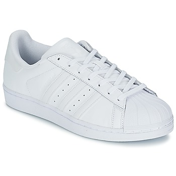 Παπούτσια Χαμηλά Sneakers adidas Originals SUPERSTAR FOUNDATION Άσπρο