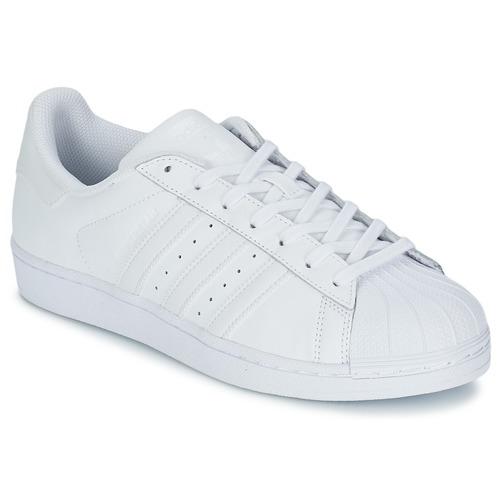 adidas Originals SUPERSTAR FOUNDATION Άσπρο - Δωρεάν Αποστολή στο ... db67d5eda80