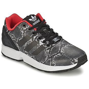 Παπούτσια Γυναίκα Χαμηλά Sneakers adidas Originals ZX FLUX W Grey