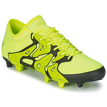 Παπούτσια Άνδρας Ποδοσφαίρου adidas Performance X 15.1 FG/AG Yellow