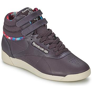 Παπούτσια Γυναίκα Ψηλά Sneakers Reebok Classic F/S HI GEO GRAPHICS Violet
