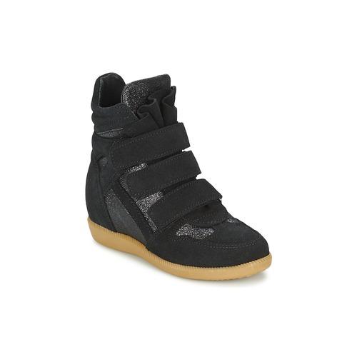 Παπούτσια Κορίτσι Ψηλά Sneakers Acebo's MILLIE Black