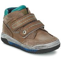 Παπούτσια Κορίτσι Ψηλά Sneakers Acebo's ACERA Taupe