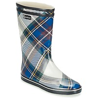 Παπούτσια Γυναίκα Μπότες βροχής Aigle MALOUINE PRINT MARINE
