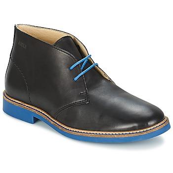Παπούτσια Άνδρας Μπότες Aigle DIXON MID 3 Black