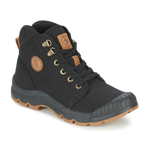 Παπούτσια Άνδρας Ψηλά Sneakers Aigle TENERE LIGHT Black