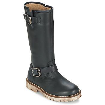 Παπούτσια Κορίτσι Μπότες για την πόλη Garvalin GALERA Black