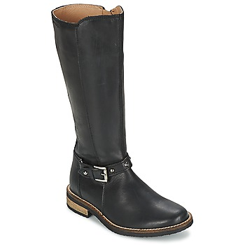 Παπούτσια Κορίτσι Μπότες για την πόλη Garvalin KAISER Black