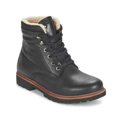 Παπούτσια Άνδρας Μπότες Panama Jack PANAMA Black