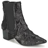 Παπούτσια Γυναίκα Μπότες RAS ANAHI Black