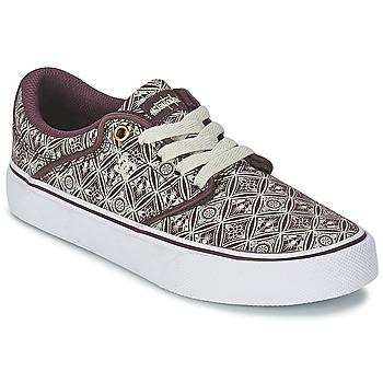 Παπούτσια Γυναίκα Χαμηλά Sneakers DC Shoes MIKEY TAYLOR VU Syrah