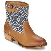Παπούτσια Γυναίκα Μπότες Roxy CLYDE Brown