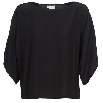 Υφασμάτινα Γυναίκα Μπλούζες Alba Moda 202586 Black