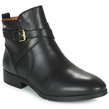 Παπούτσια Γυναίκα Μπότες Pikolinos ROYAL BO Black