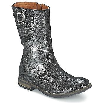 Παπούτσια Κορίτσι Μπότες για την πόλη Shwik WACO BOTTE Black