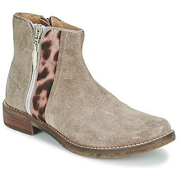 Παπούτσια Κορίτσι Μπότες Shwik TIJUANA WILD Taupe
