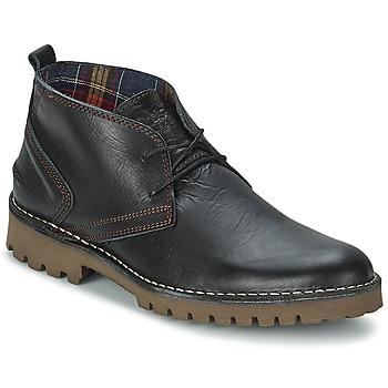 Παπούτσια Άνδρας Μπότες TBS MAXIME Black