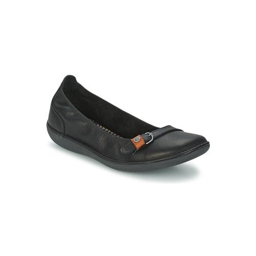 Παπούτσια Γυναίκα Μπαλαρίνες TBS MALINE Black