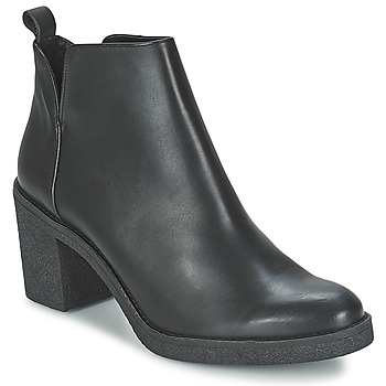 Παπούτσια Γυναίκα Μποτίνια Miista KENDALL Black
