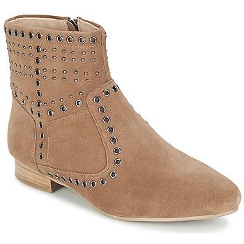 Παπούτσια Γυναίκα Μπότες French Connection CHARLENE Tan