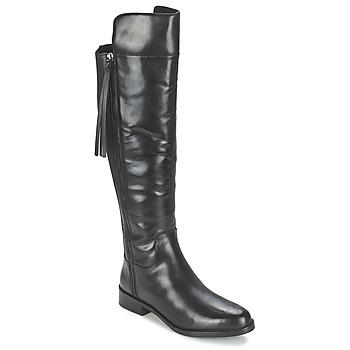 Παπούτσια Γυναίκα Μπότες για την πόλη French Connection GREGGIE Black