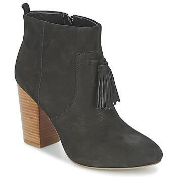 Παπούτσια Γυναίκα Μποτίνια French Connection LINDS Black