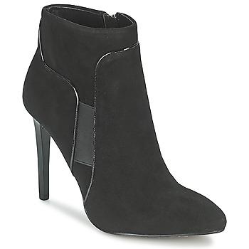 Παπούτσια Γυναίκα Μποτίνια French Connection MORISS Black