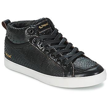 Παπούτσια Γυναίκα Ψηλά Sneakers Feiyue DELTA MID DRAGON Black