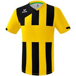 Υφασμάτινα Αγόρι T-shirt με κοντά μανίκια Erima Maillot enfant  Siena 3.0 jaune/noir