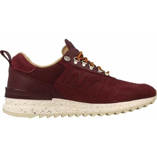 Παπούτσια Άνδρας Χαμηλά Sneakers New Balance TBATRC 584031-60-92 burgundy