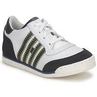 Παπούτσια Παιδί Χαμηλά Sneakers Hip ARCHIK Άσπρο / Μπλέ