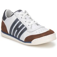 Παπούτσια Παιδί Χαμηλά Sneakers Hip ARCHIK Άσπρο / Brown